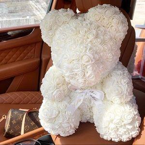 Rose Teddy Bear 🧸🌹